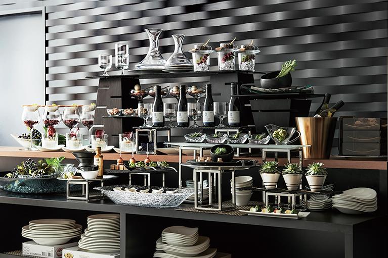 内装・食材以外はすべてワンストップで対応